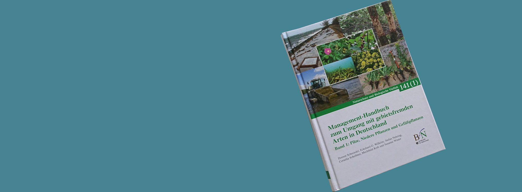 Management-Handbuch zum Umgang mit invasiven Arten