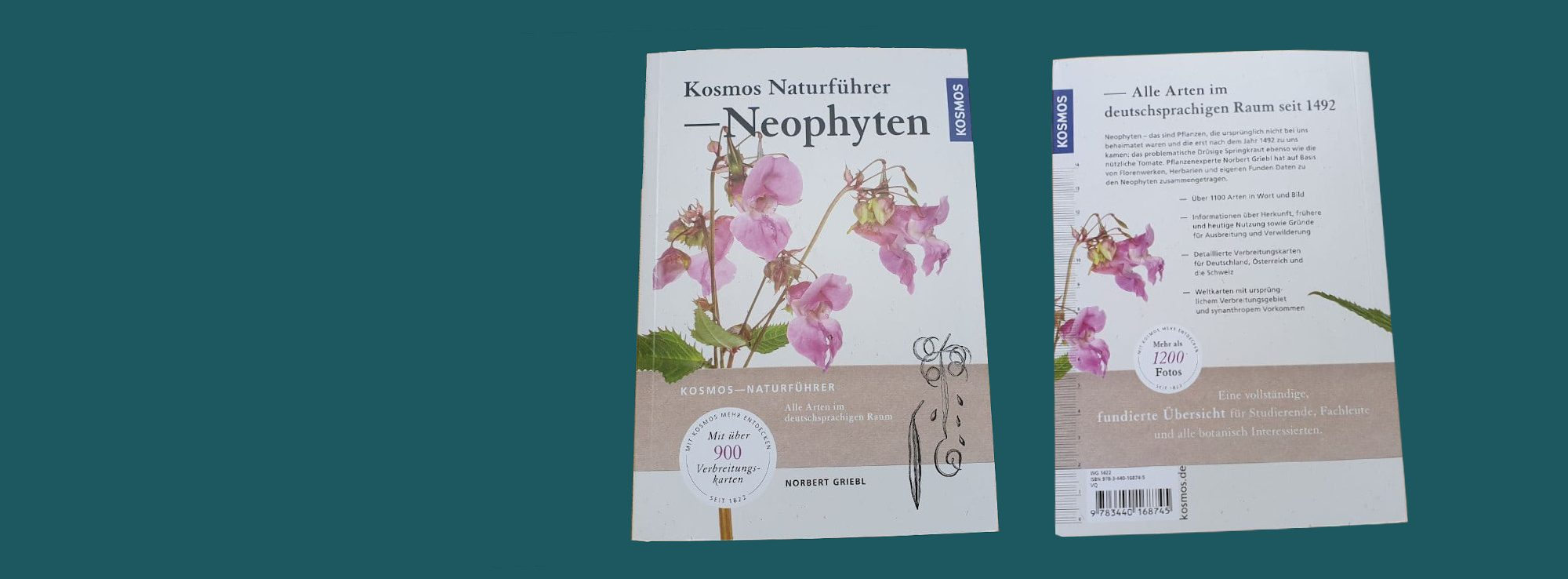Kosmos Naturführer – Neophyten