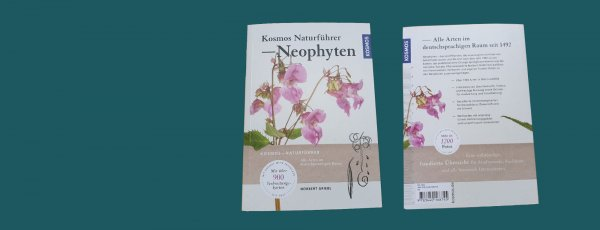 Buchempfehlung: Der Kosmos Naturführer - Neophyten von Norbert Griebl